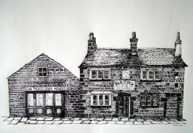 The Old Cock, Otley