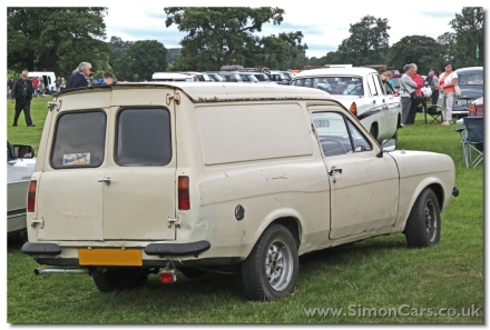 Ford Escort 45 Van