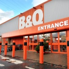 …and so we went to B&Q
