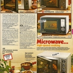The Day The Microwave Oven Came To Our House.